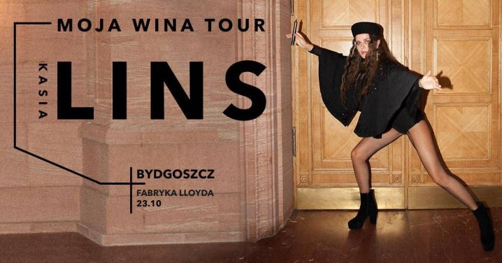 Kasia Lins MOJA WINA TOUR