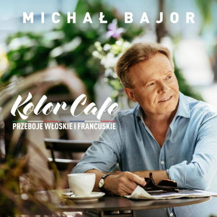 "Michał Bajor ""Kolor Cafe"""