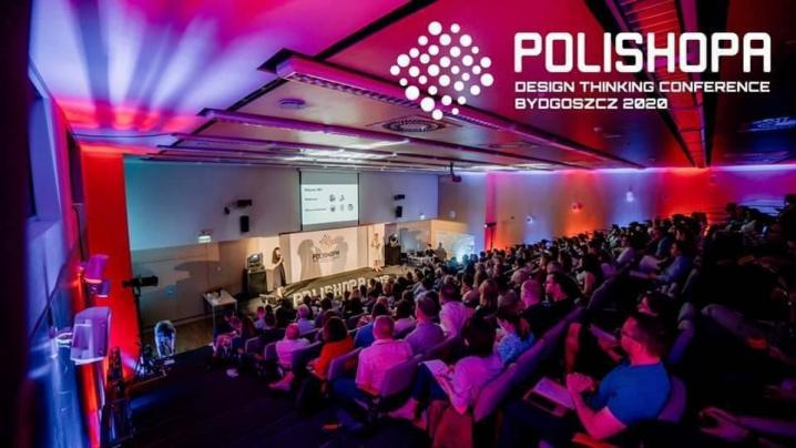 POLISHOPA Design Thinking Conference Bydgoszcz 2020