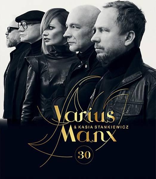 PRZEŁOŻONY Koncert Varius Manx & Kasia Stankiewicz - 30-LECIE NA BIS!