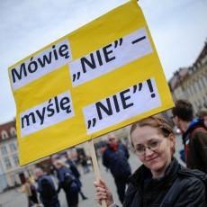 """09.04.2016 – Manifestacja """"ODZYSKAĆ WYBÓR''"""