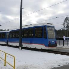 16.01.2016 - Otwarcie linii tramwajowej do Fordonu