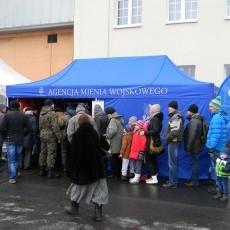 """14.01.2017 - Piknik militarny """"Bezpieczna Polska"""""""