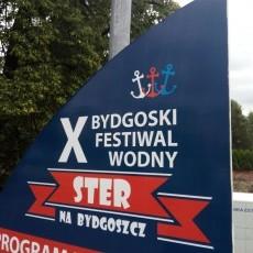 """23.06-25.06.2017 - X Bydgoski Festiwal Wodny """"STER NA BYDGOSZCZ"""""""