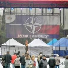 14.10.2017 - Dzień NATO w Bydgoszczy